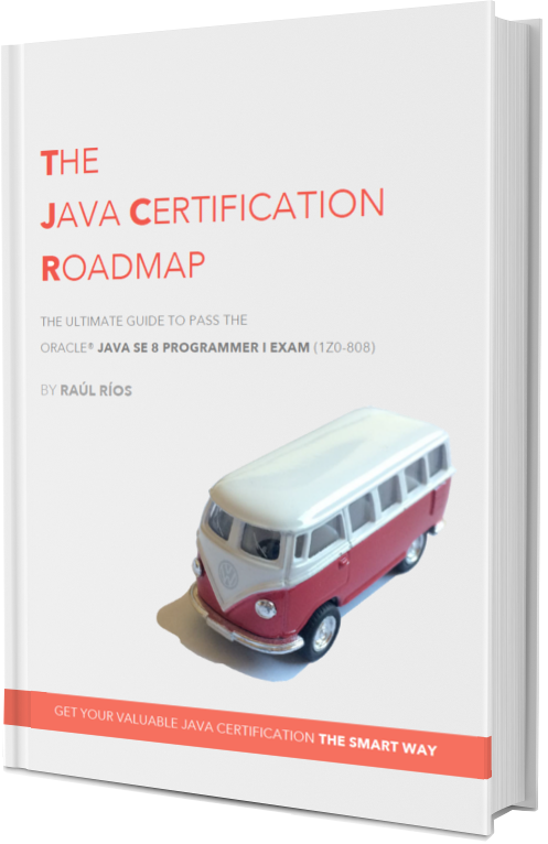 JCR: Oracle Certification Roadmap